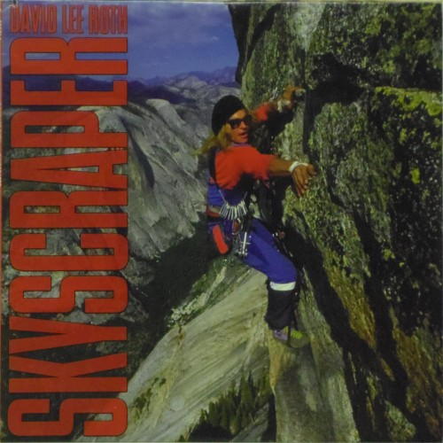 David Lee Roth<br>Skyscraper<br>LP