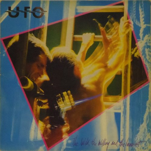 UFO<br>The Wild The Willing And The Innocent<br>LP