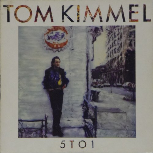 Tom Kimmel<br>5 TO 1<br>LP