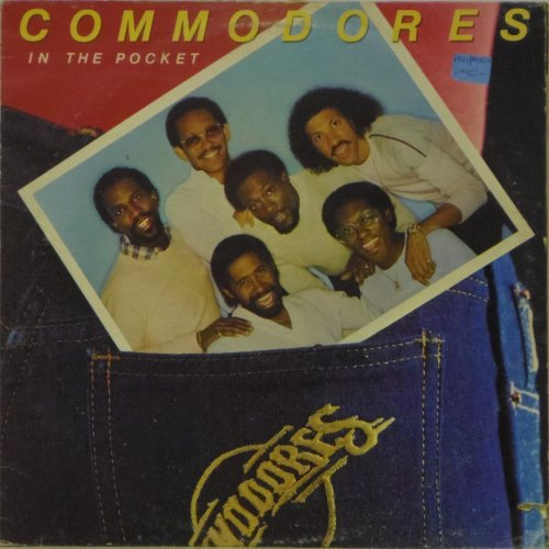 The Commodores<br>In The Pocket<br>LP