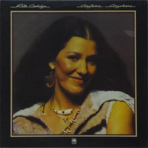 Rita Coolidge<BR>Anytime Anywhere<br>LP