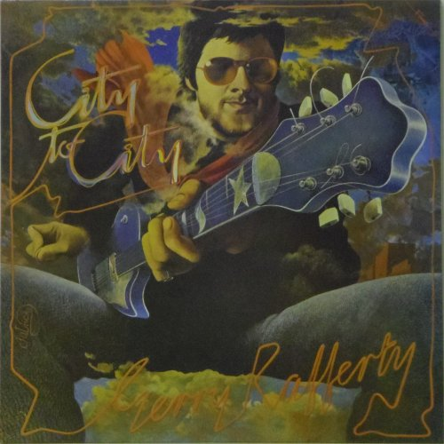 Gerry Rafferty<br>City To City<br>LP