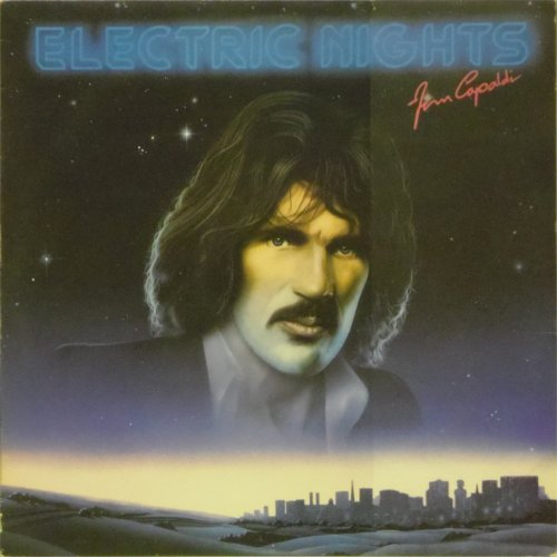 Jim Capaldi<br>Electric Nights<br>LP