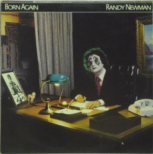 Randy Newman<br>Born Again<br>LP