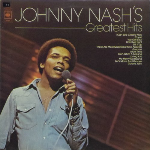 Johnny Nash<br>Greatest Hits<br>LP