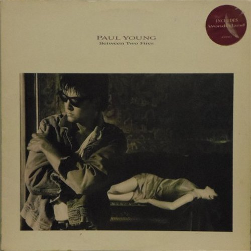 Paul Young<br>Between Two Fires<br>LP