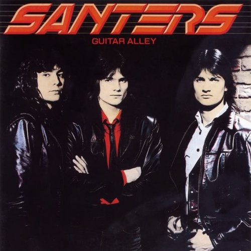 Santers<br>Guitar Alley<br>LP
