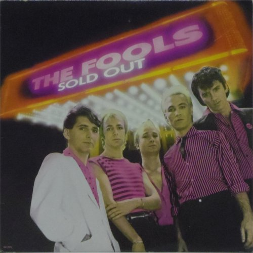 The Fools<br>Sold Out<br>LP