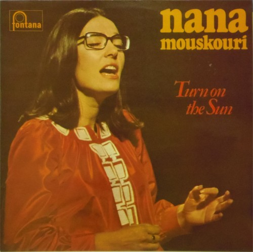 Nana Mouskouri<br>Turn on The Sun<br>LP