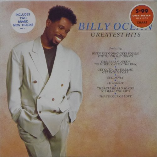 Billy Ocean<br>Greatest Hits<br>LP