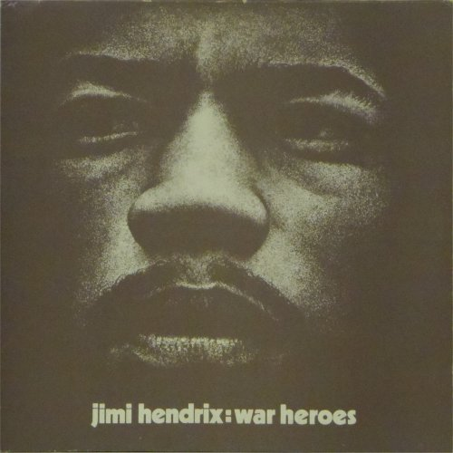 Jimi Hendrix<br>War Heroes / Cry of Love<br>Double LP