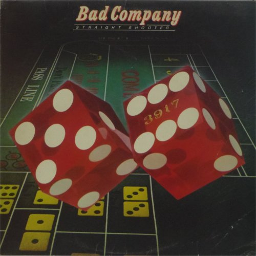 Bad Company<br>Straight Shooter<br>LP