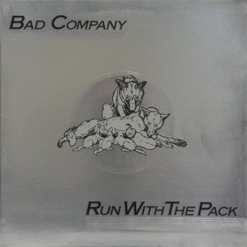Bad Company<br>Run With The Pack<br>LP