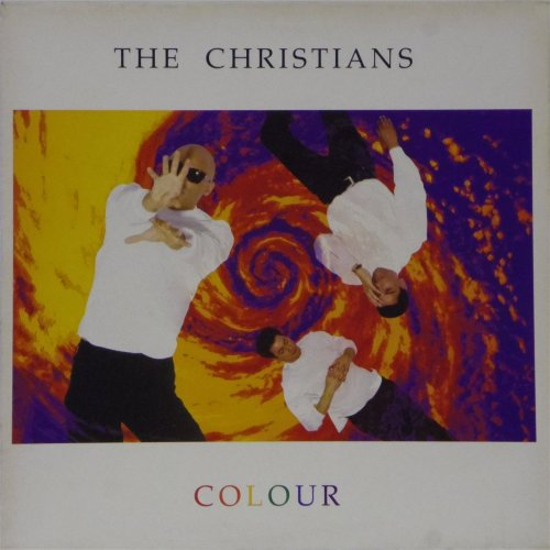 The Christians<BR>Colour<br>LP