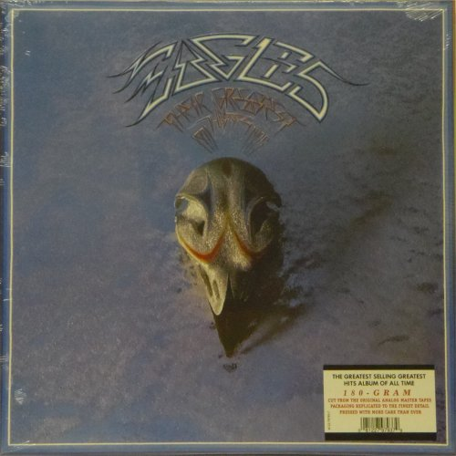 The Eagles<br>Their Greatest Hits<br>(New 180 gram re-issue)<br>LP
