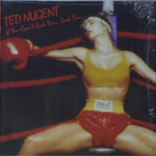 Ted Nugent<br>If You Can't Lick Em<br>LP