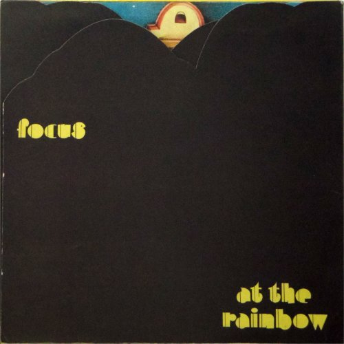 Focus<br>At The Rainbow<br>LP