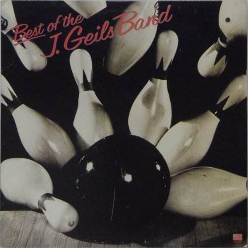 The J Geils Band<br>Best of J Geils Band<br>LP