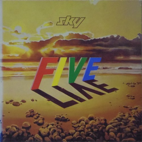 Sky<br>Sky Five Live<br>Double LP