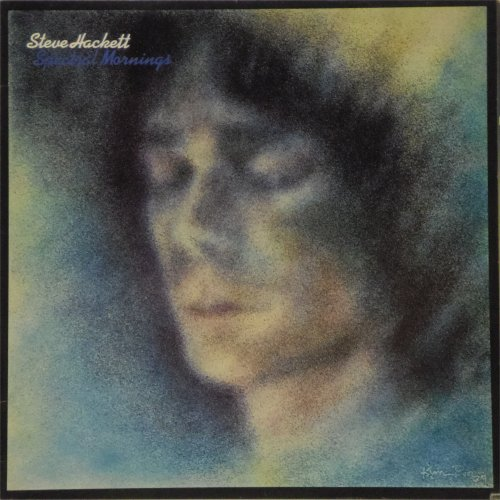 Steve Hackett<br>Spectral Mornings<br>LP
