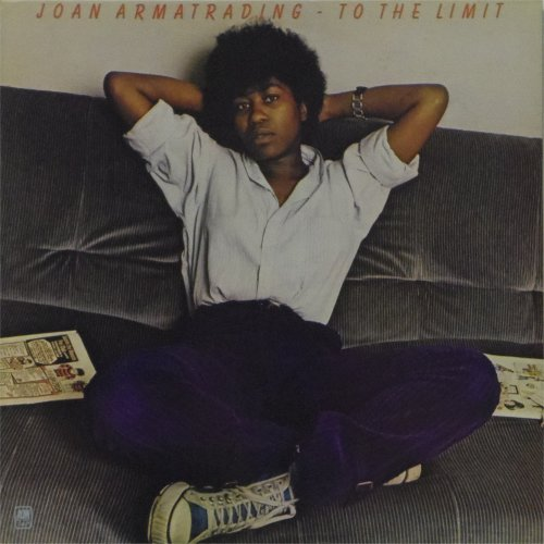 Joan Armatrading<BR>To The Limit<br>LP