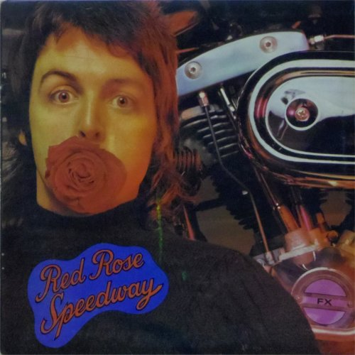 Paul McCartney<br>Red Rose Speedway<br>LP