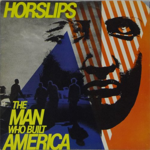 Horslips<br>The Man Who Built America<br>LP