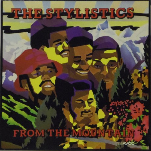 The Stylistics<br>From The Mountain<br>LP