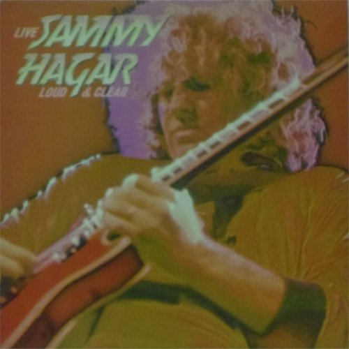 Sammy Hagar<br>Loud & Clear<br>LP