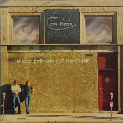 Cate Brothers<BR>In One Eye And Out The Other<br>LP
