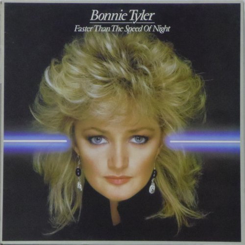 Bonnie Tyler<br>Faster Than The Speed of Light<br>LP