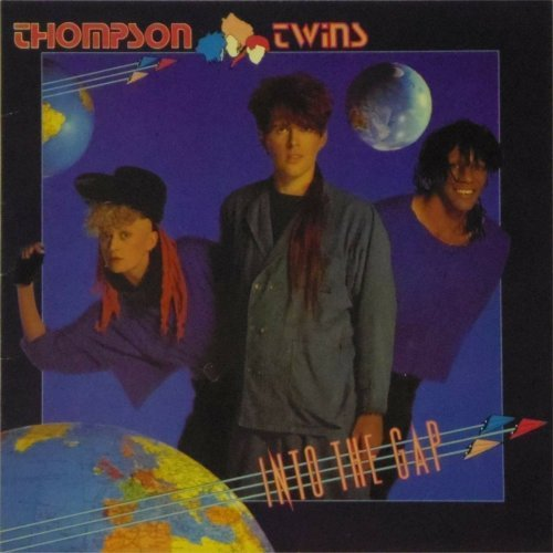 Thompson Twins<br>Into The Gap<br>LP