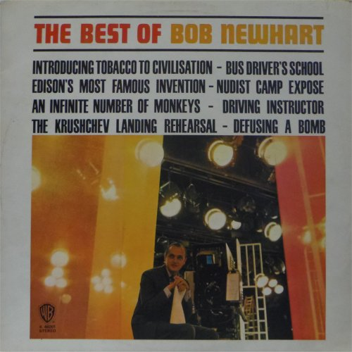 Bob Newhart<br>The Best of Bob Newhart<br>LP