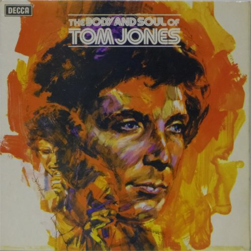 Tom Jones<br>The Body and Soul of Tom Jones<br>LP