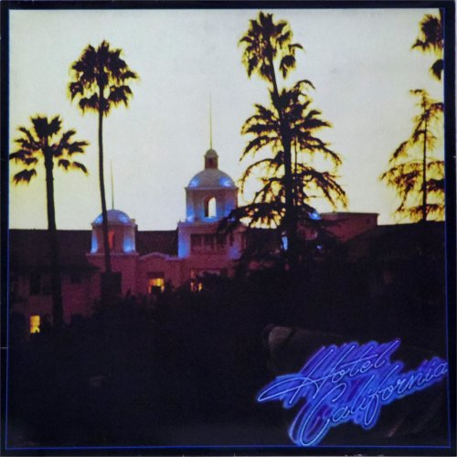The Eagles<br>Hotel California<br>LP