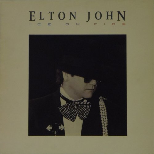 Elton John<br>Ice On Fire<br>LP