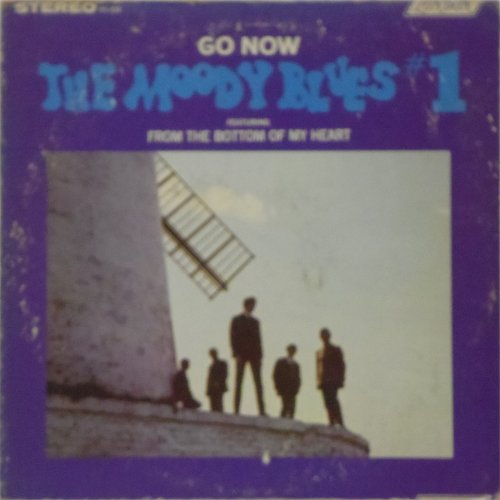 The Moody Blues<br>Go Now<br>LP