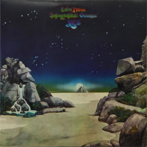 Yes<br>Tales From Topographic Oceans<br>Double LP