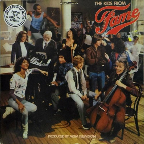 Original Soundtrack<br>The Kids From Fame<br>LP