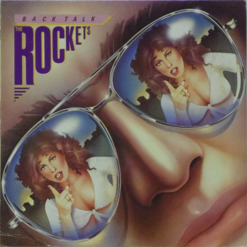 The Rockets<br>Back Talk<br>LP