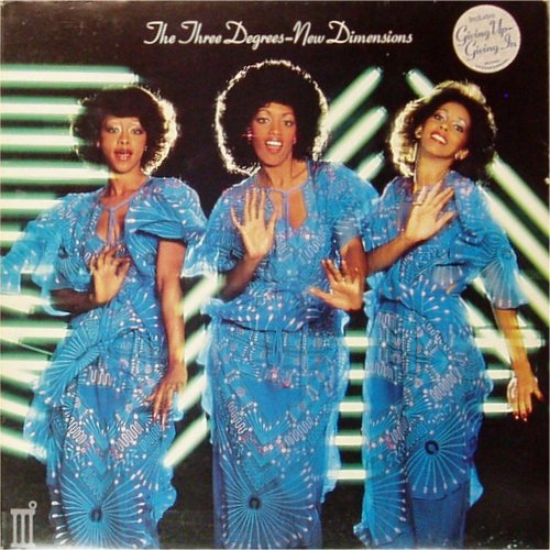 The Three Degrees<br>New Dimensions<br>LP
