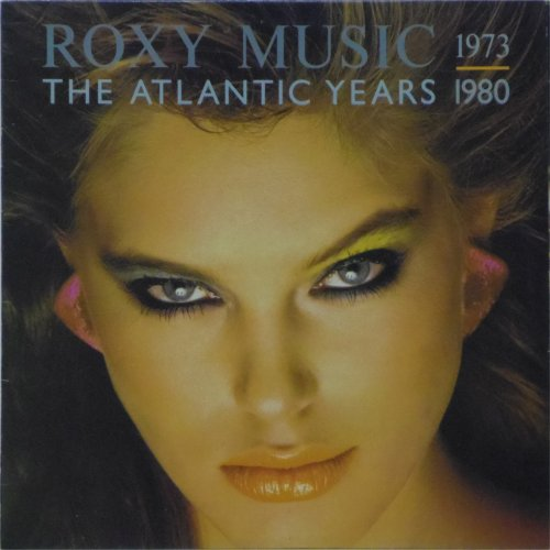 Roxy Music<br>The Atlantic Years 1973-1980<br>LP