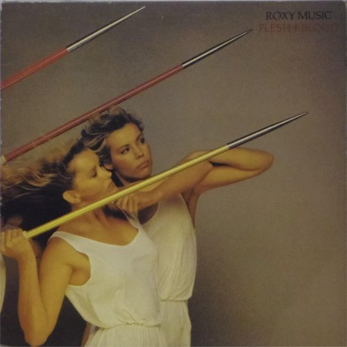 Roxy Music<br>Flesh + Blood<br>LP