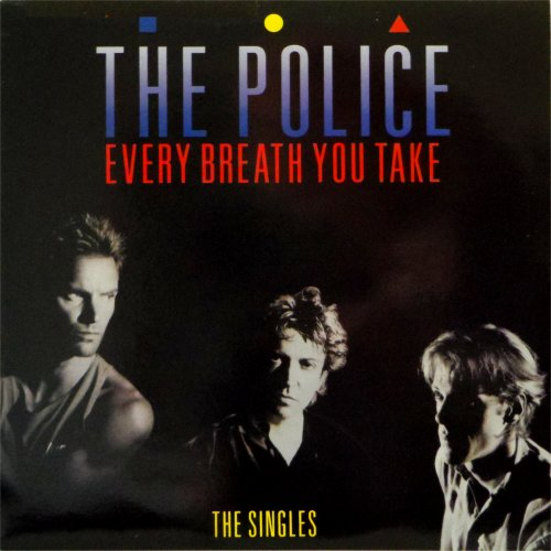The Police<br>Every Breath You Take<br>LP