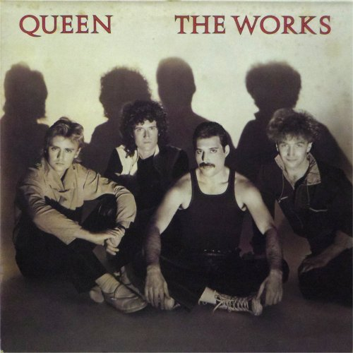Queen<br>The Works<br>LP
