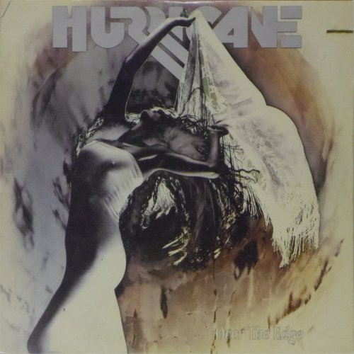 Hurricane<br>Over The Edge<br>LP