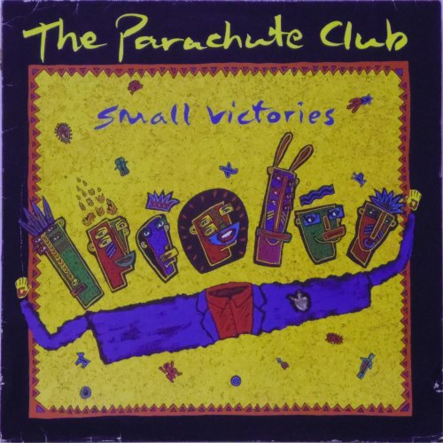 The Parachute Club<br>Small Victories<br>LP
