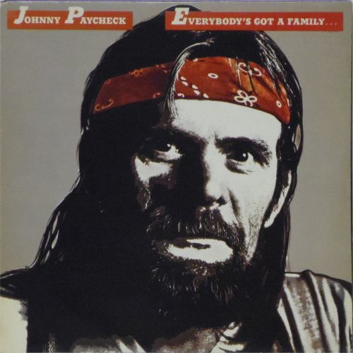 Johnny Paycheck<br>Everybody's Got A Family<br>LP