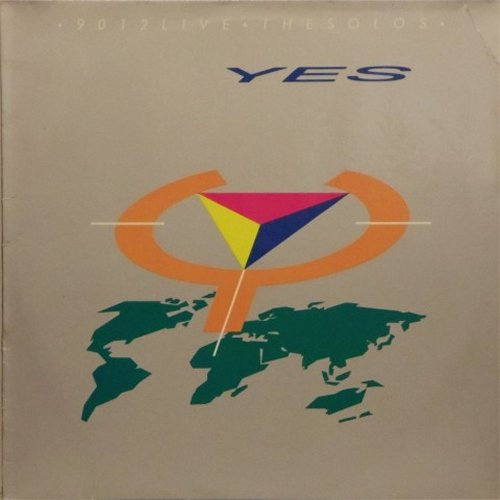 Yes<br>9012 Live The Solos<br>LP
