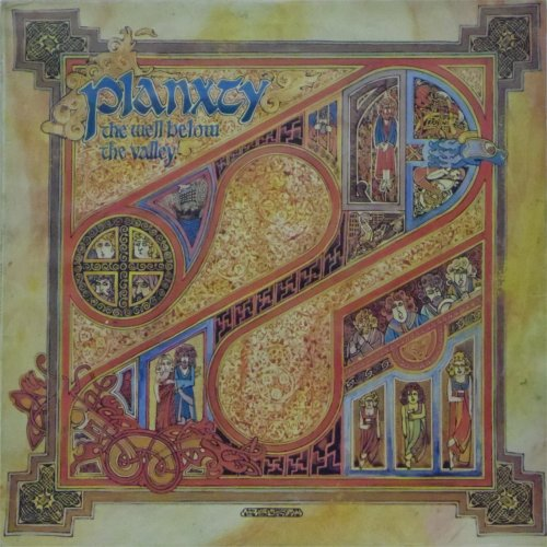 Planxty<br>The Well Below The Valley<br>LP